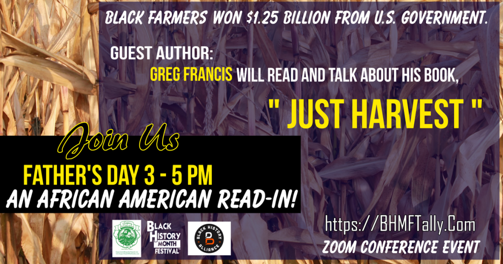 Afican American Read-In